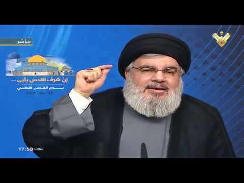 السيد نصر الله للصهاينة: اذا أصريتم على الاحتلال فإن يوم الحرب الكبرى قادم وسنصلي جميعا في القدس