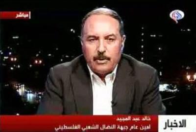 جبهة النضال تدعوا إلى استمرار وتصعيد الحراك الشعبي في الضفة الغربية لمواجهة جريمة العقوبات التي تفرضها السلطة على شعبنا في غزة