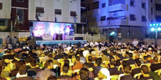 القدس عروس عروبتنا… مهرجان شعري بمناسبة يوم القدس العالمي