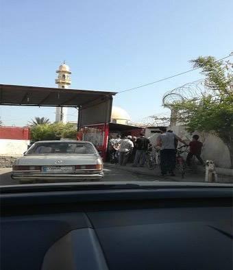 تقرير حقوقي: البوابات الالكترونية في مخيم عين الحلوة عقاب جماعي