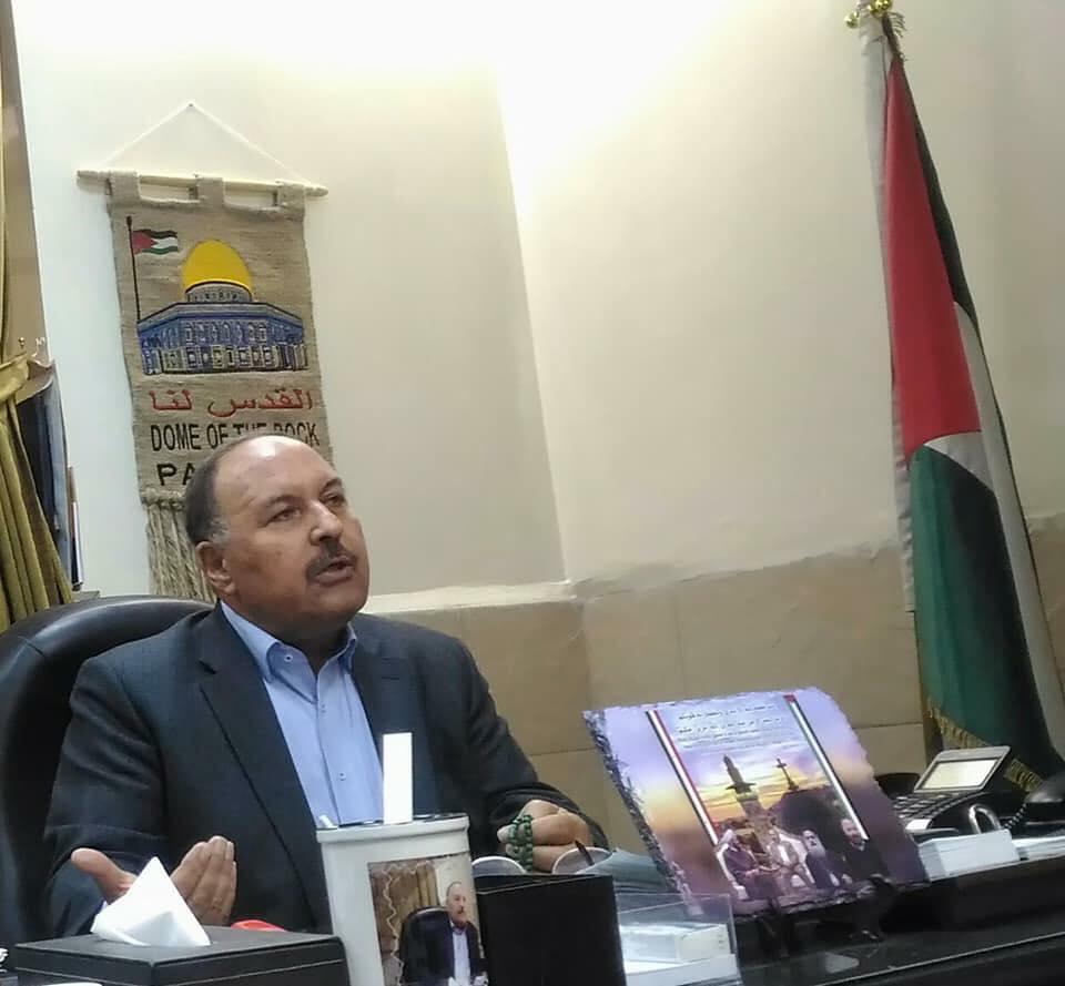 عبد المجيد:انتصار سورية وحلفائها الاستراتيجي في الشرق الأوسط سيحمي القضية الفلسطينية من مخاطر التصفية .