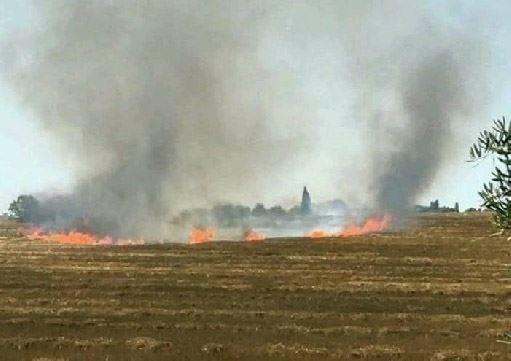 تقارير عبرية: 16 حريق في