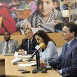 """المفوض العام لوكالة غوث وتشغيل اللاجئين الفلسطينيين """"أونروا""""زار مخيم اليرموك واسبينه وتجمع يلدا وبابيلا واطلع على اوضاع الفلسطينيين"""