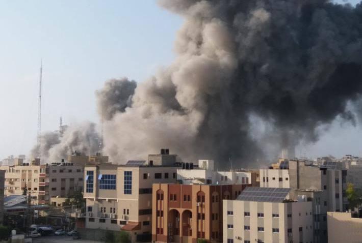 تطورات الأحداث في غزة من القصف المتبادل حتى التهدئة