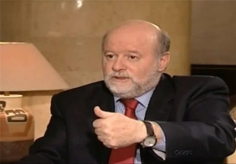 """انيس النقاش لـ""""بيروت نيوز"""":بوتين تعّهد بأعادة العلاقة بين الاسد وترامب وماكرون"""