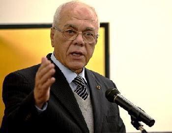 رحيل الطيب عبد الرحيم عضو المجلس المركزي لمنظمة التحرير الفلسطينية.