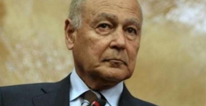 """أبو الغيط يحذر من توظيف """"إسرائيل"""" لـ """"كورونا"""" في ضم أراض فلسطينية"""