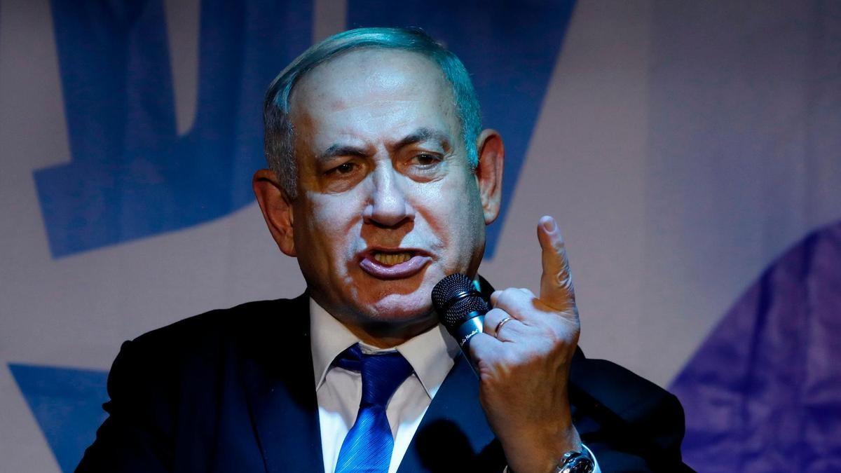 نتنياهو يهدد بالعصيان المدني في وجه القضاء اذا تم منعه من الحكم