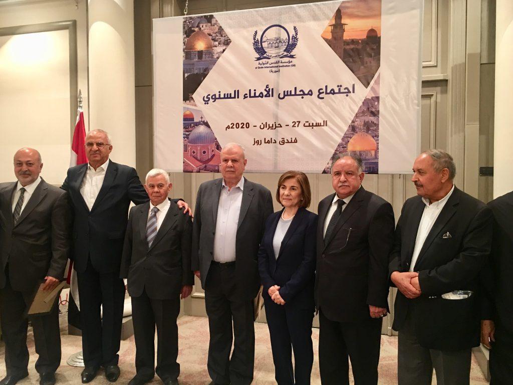 مؤسسة القدس الدولية: ما يسمى قانون قيصر عدوان على سيادة سورية وانتهاك للقانون الدولي