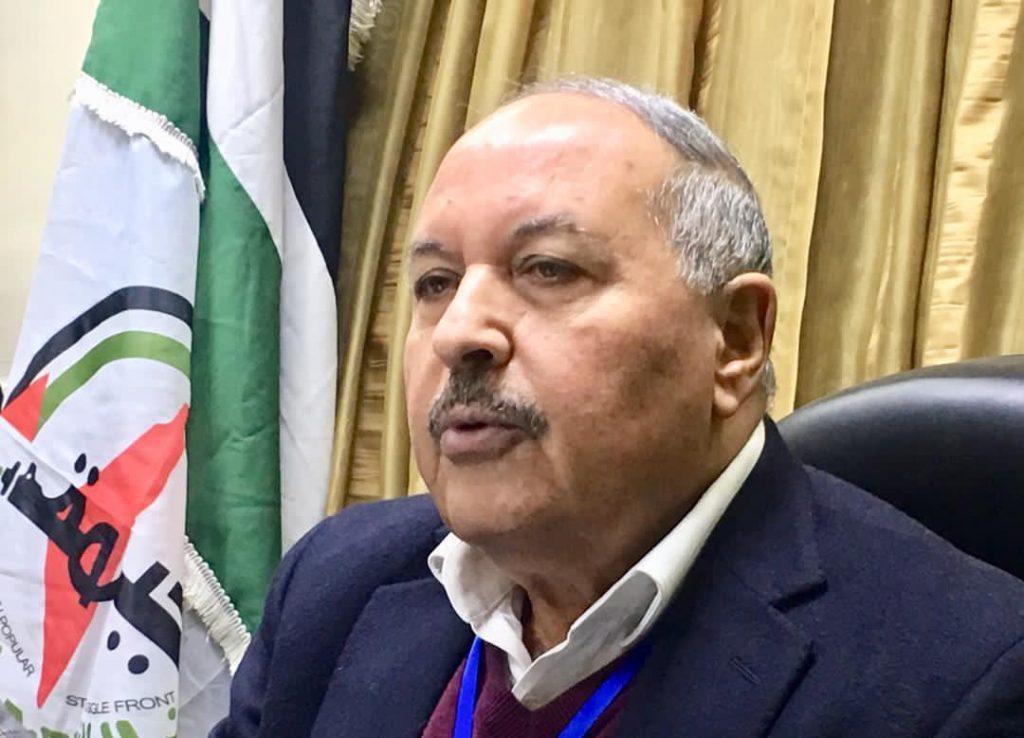 """عبد المجيد لـ""""الاستقلال"""": نُحذّر من توظيف الحوارات االفلسطينية التي ستجري في القاهرة لتغطية المسار الجديد للمفاوضات مع الاحتلال"""
