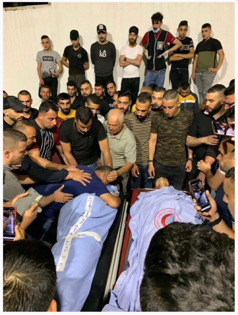 3 شهداء وإصابة باشتباك مع جيش الاحتلال الصهيوني في جنين