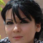 الفنانة نادين سلامة : أحلم بزيارة عكا والتمثيل على أسوارها