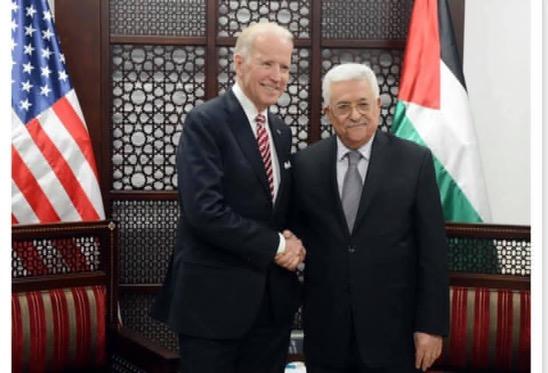 مطالب أمريكية من الجانب الفلسطيني .. الانتخابات واستئناف المفاوضات، ودعم مسار التطبيع والعلاقات العربية مع