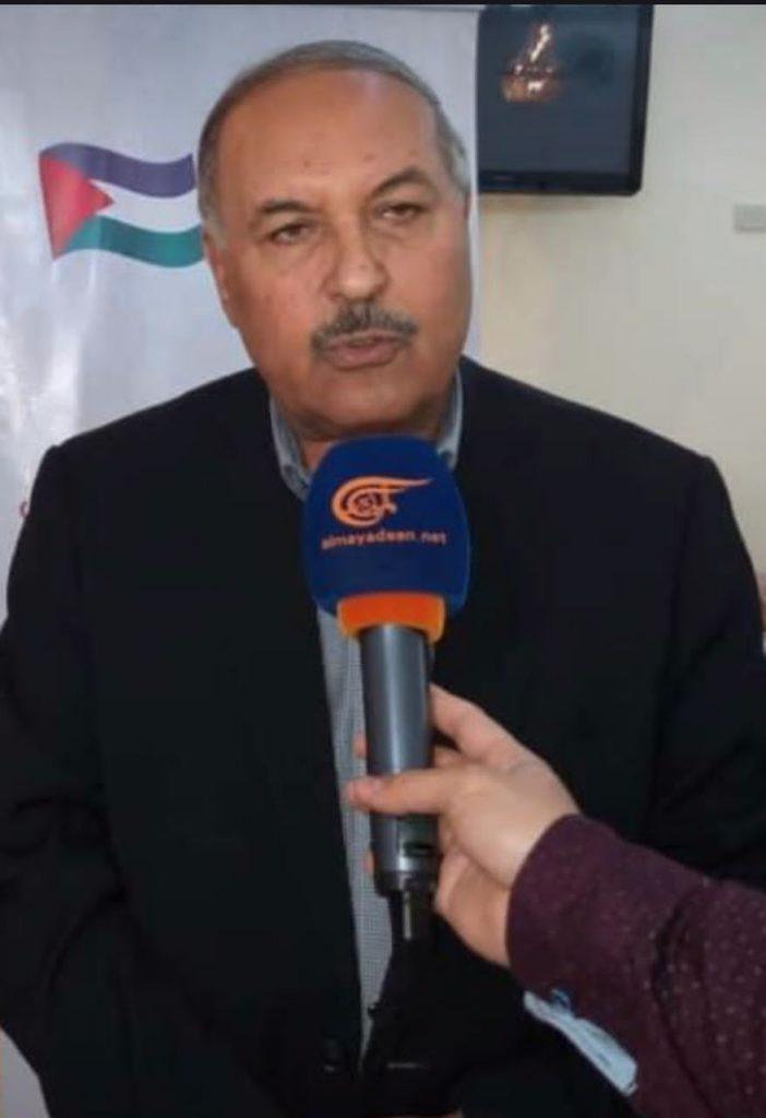 عبد المجيد: نقف إلى جانب إيران في مواجهة الحملات والتهديدات التي سترتد على أصحابها وداعميهم، والتي لن تنال من عزيمة وإرادة الشعب الإيراني العظيم وقيادته الحكيمة والشجاعة.