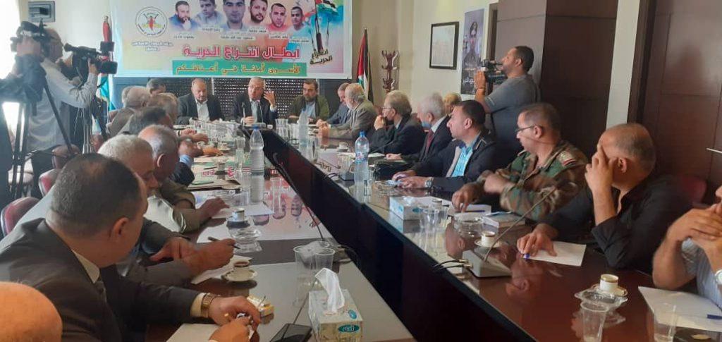 فصائل المقاومة الفلسطينية تجتمع في دمشق لبحث عدوان الاحتلال ضد أسرى الجهاد